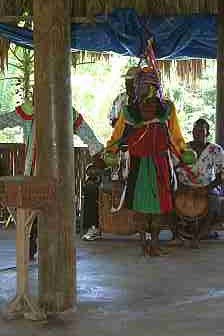 East Garifuna Village